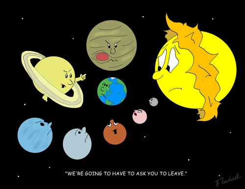 Fed Up Solar System By Brian Ponshock Media Amp Culture