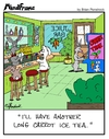 Cartoon: MINDFRAME (small) by Brian Ponshock tagged bar,juice,bunny,rabbit