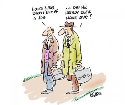 Job Hunting By John Meaney Politics Cartoon Toonpool