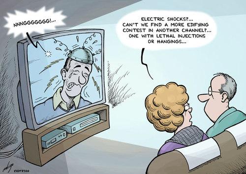 """Résultat de recherche d'images pour """"REALITY TV cartoons"""""""