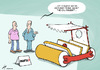 Cartoon: High fuel prices (small) by rodrigo tagged oil,fuel,price,car,transport,pollution,economy,crisis,opec