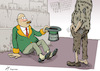 Cartoon: Poor banks! (small) by rodrigo tagged banks help bailout bankruptcy taxpayers economy