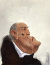 Cartoon: oscar niemeyer (small) by alvarocabral tagged carictura,caricature