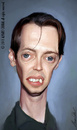 Cartoon: Steve Buscemi (small) by alvarocabral tagged caricature