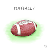 Cartoon: FUFFBALL! (small) by Yavou tagged fussball,sport,wm2018,russland,wm,fuffball,football,worldcup,2018