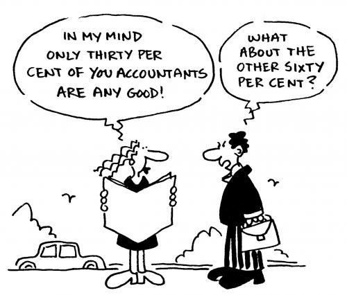 Cartoon: accounting (medium) by Flantoons tagged accounts,accountant,business,office,boss,manager,money,finance,profit,staff,employ,computer,it,pc,internet