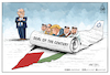 Cartoon: Deal of the century (small) by Mikail Ciftci tagged trump,palestine,cartoon,mikail,alquds