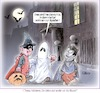 Cartoon: Halloween 1 (small) by Ritter-Karikaturen tagged ritter,karikatur