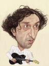 Cartoon: Goran Bregovic (small) by Gero tagged caricature