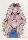 Cartoon: Kate Hudson (small) by Gero tagged caricature