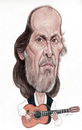 Cartoon: Paco De Lucia (small) by Gero tagged caricature