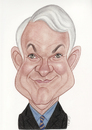 Cartoon: Steve Martin (small) by Gero tagged caricature