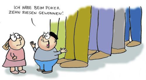 Auch Nicht Lustig By Bernd Zeller Sports Cartoon Toonpool