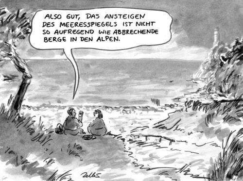 Katastrophentourismus By Bernd Zeller Politics Cartoon TOONPOOL on Political Cartoons Dark Tourism