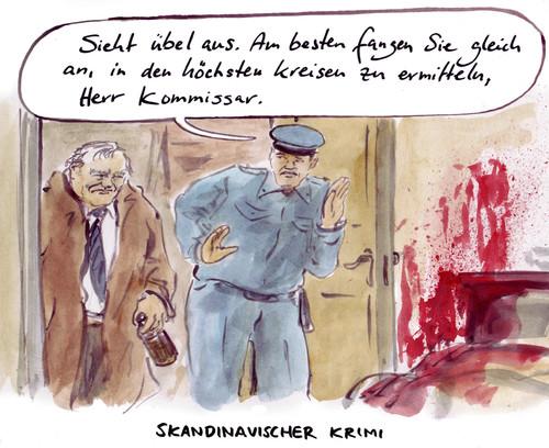 Skandinavischer Krimi