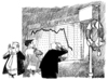 Cartoon: crisis (small) by Nenad Vitas tagged banking