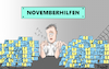 Cartoon: Novemberhilfen (small) by Fish tagged corona,hilfen,software,november,lockdown,light,verluste,ausgleichgeld,unterstützung,novemberhilfen,soloselbständige,firmen,insolvenz