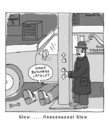 Cartoon: Undertaker (small) by noodles tagged death,bad,economy,business