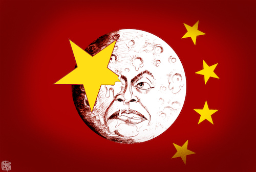 China Voyage to the Dark Side