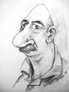 Cartoon: live portrait (small) by handelizm tagged portrait