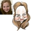 Cartoon: Quick Portrait Caricature (small) by handelizm tagged portrait,quick,sketch,caricature