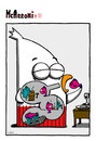 Cartoon: McArroni nr. 72 (small) by julianloa tagged amadeo