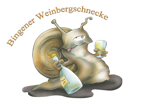 Cartoon: edible snail (medium) by HSB-Cartoon tagged snail,ediblesnailgrapevinesnail,largegardensnail,romansnail,vin,vino,vine,wine,schnecke,wein,weinbergschnecke,bingen,weingegend,weinrebe,rebe,rebstock,cartoon,caricature,hsb,airbrush,illustration,schnecke,weinbergschnecke,wein,alkohol,betrunken