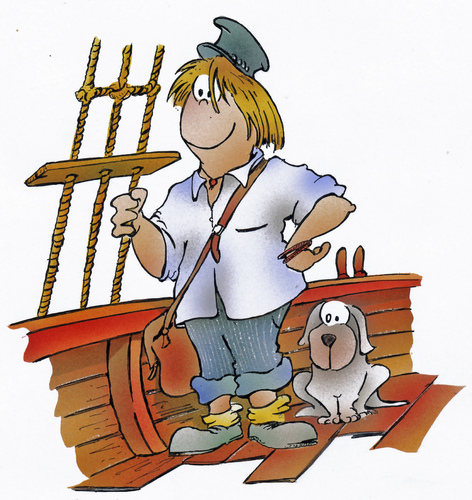 Cartoon: hitchhike on the sea (medium) by HSB-Cartoon tagged hitchhike,hitchhiker,sea,ocean,ship,boat,sailing,sail,world,dog,meer,ozean,segeln,segelschiff,schiff,boot,tramp,trampen,passagier,junge,boy,cartoon,airbrush,heinz,schwarzeblanke,illustration,boot,see,segeln,illustration,meer,segelschiff,schiff,passagier