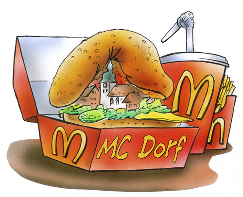 """mc donalds as a business Mcdonald's cfo kevin ozan told analysts that the shuttered stores in china,  """"when business is a little tough like it is at the moment in the us,."""