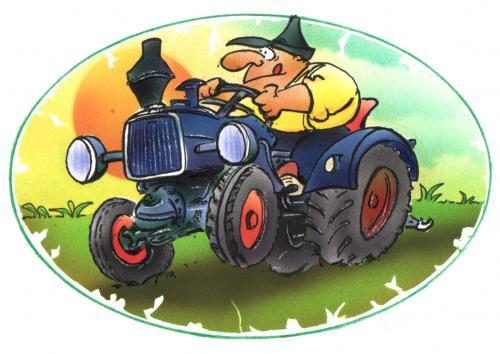 Oldtimer By Hsb Cartoon Business Cartoon Toonpool
