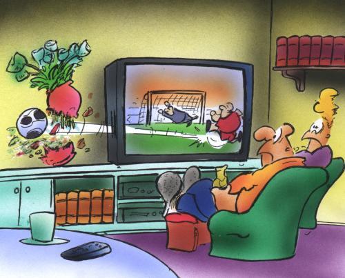 Телевизор картинки приколы