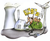 Cartoon: Atomausstieg sofort (small) by HSB-Cartoon tagged atom,atomausstieg,alternative,energie,strom,energiewende,windkraft,atomkraftgegner,karikatur,karikaturmotiv,cartoon,atomkraft,atomkraftkarikatur