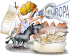 Cartoon: Europawahl3 (small) by HSB-Cartoon tagged euiropa,europawahl,eu,euwahl,wahlen,wähler,europaparlament,europarat,europapolitik,politiker,stier,wahlschein,wahlurne,minister,abgeordneter,brüssel,eupräsident,wahlberechtigt,eumarkt,global,international,karikatur,karikaturist,hsbcartoon