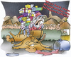 Cartoon: Weihnachtsmarkt (small) by HSB-Cartoon tagged weihnachten,weihnachtsmarkt,christmas,santaclaus,santa,claus,rentier,rudolf,glühwein,alkohol,weihnachtsmann,nikolaus,airbrush