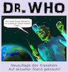 Cartoon: Dr. WHO (small) by Cartoonfix tagged dr,who