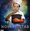 Cartoon: Novartis-Novartistas (small) by takis vorini tagged politics