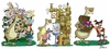 Cartoon: Bear necessities (small) by campbell tagged bear,toys,kids
