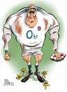 Cartoon: Six Nations - week one (small) by campbell tagged rugby,sport