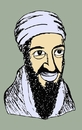 Cartoon: bin laden (small) by caminante tagged bin,laden