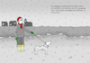 Cartoon: Schneearm (small) by Birtoon tagged winter,schnee