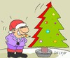 Cartoon: actual celebration (small) by yasar kemal turan tagged actual,celebration