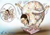 Cartoon: adwan (small) by adwan tagged cartoon