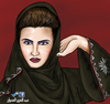 Cartoon: adwan (small) by adwan tagged portrait