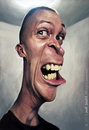 Cartoon: Corey Cooley (small) by Jeff Stahl tagged corey,cooley,caricature,digital,painting,jeff,stahl,wacom