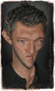 Cartoon: Vincent Cassel (small) by Jeff Stahl tagged vincent,cassel,french,actor