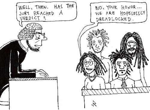 how a trial jury resembles social How does a jury trial work a jury trial is a trial in which the jury, not the judge, decides whether the facts of the case have been proven or not a jury is a group of people, usually.