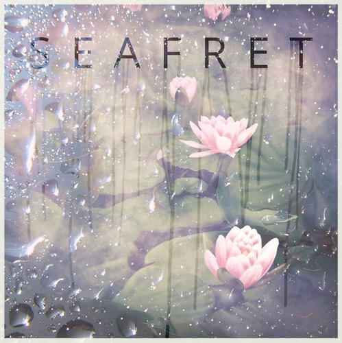 Cartoon: Seafret (medium) by alesza tagged album,cover,design,graphic,graphicdesign,art,artwork,unikatdesign,seafret,waterlilies,nature,digital,painting,drawing