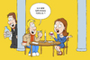 Cartoon: Wahrheitsserum (small) by ChristianP tagged wahrheitsserum,dating