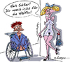 Cartoon: Rabatt (small) by rpeter tagged rollstuhl,rotlicht,blasen,sex
