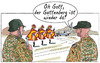 Cartoon: Showtime (small) by rpeter tagged guttenberg,krieg,afghanistan,truppenbesuch